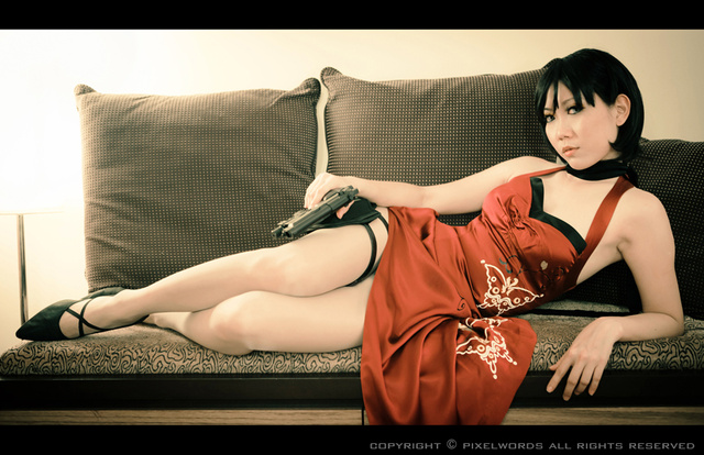 Ada Wong cosplay