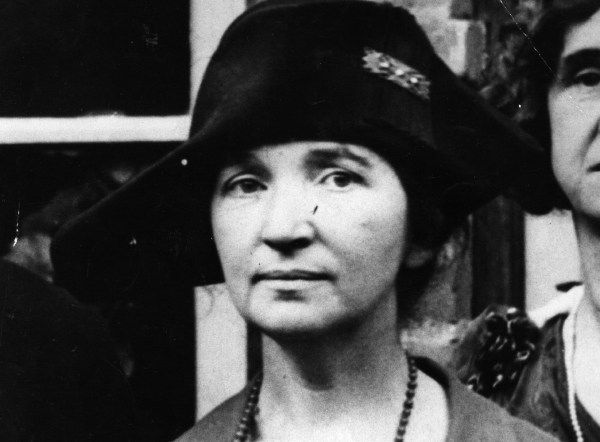 Margaret Sanger, founder of Planned Parenthood